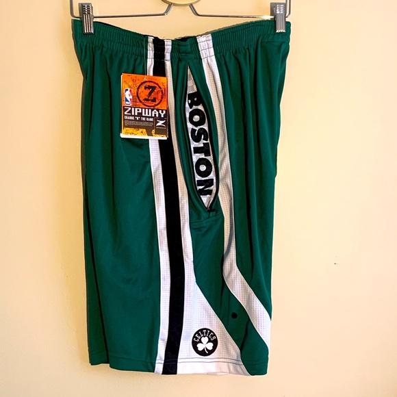 NBA Boston Celtic Basketball Shorts X-Large